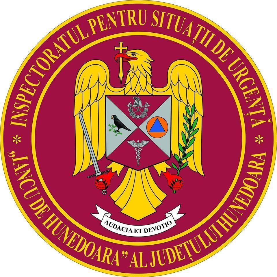 Intervenții efectuate de ISU Hunedoara în perioada 15-17 aprilie