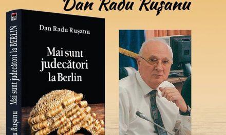 Lansare de carte Dan Radu Rușanu la Deva