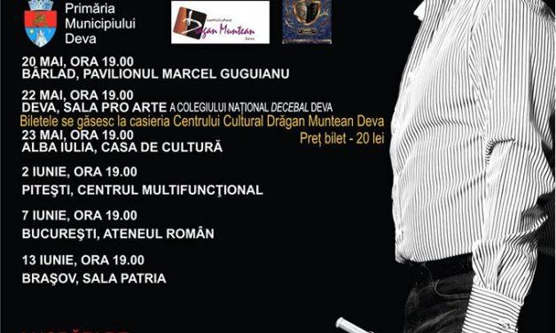 """Turneul """"Flautul Fermecat"""" ajunge la Deva"""