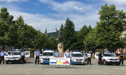 Ziua Poliției Locale, sărbătorită pentru prima dată la Deva