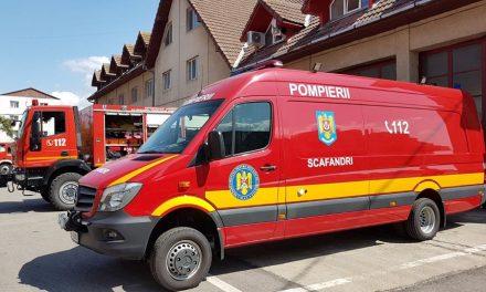 Spațiu nou pentru echipajul de terapie intensivă care deservește ambulanța SMURD C1 din județul Hunedoara
