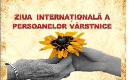 Ziua Internațională a Persoanelor Vârstnice, sărbătorită și în Hunedoara