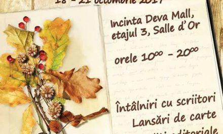 La Deva s-a deschis Salonul Hunedorean al Cărții, ediția a XVIII-a