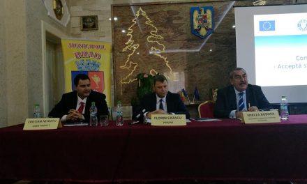 5,8 milioane de euro, fonduri europene nerambursabile, pentru municipiul Brad