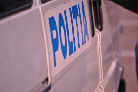 Accident mai puțin obișnuit, cercetat de polițiștii din Petrila