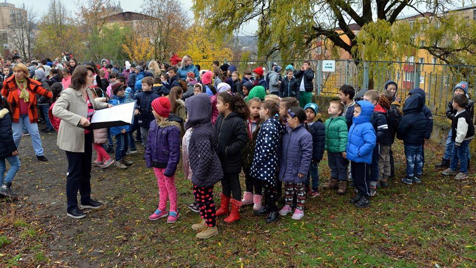 Exercițiile de alarmare și evacuare în școlile din Hunedoara continuă