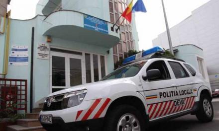 Activitatea Poliției Locale Deva, în luna ianuarie