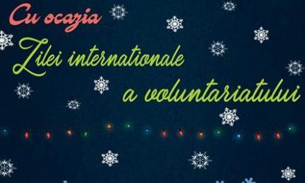 Ziua Internațională a Voluntariatului, sărbătorită la Deva