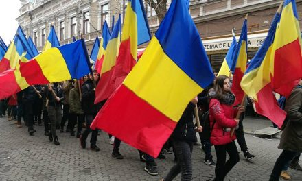 Unirea Principatelor Române, marcată în avans la Deva