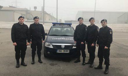 Cinci elevi aflați în practică la IJJ Hunedoara au salvat un bărbat cuprins de flăcări