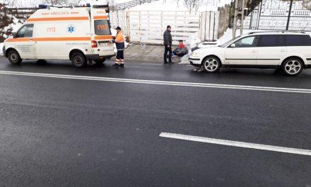 Un jandarm din Hațeg, aflat în timpul liber, a acordat primul ajutor unui bărbat căzut pe stradă