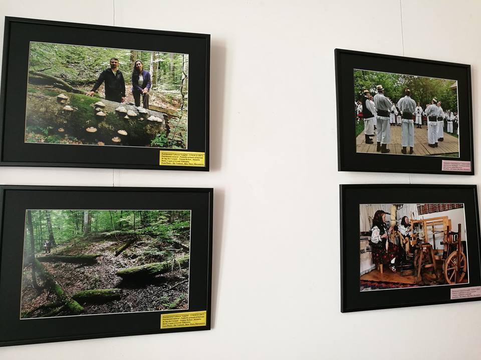 """""""Comorile României"""" - expoziție de fotografie la Palatul Magna Curia din Deva"""