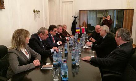 Ambasadorul Republicii Belarus, prezent în județul Hunedoara
