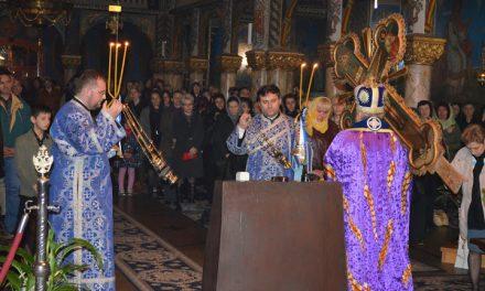 Denia Canonului Mare la Catedrala Episcopală din Deva