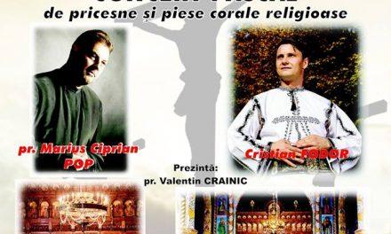 "Concert pascal la Centrul Cultural ""Drăgan Muntean"" Deva"