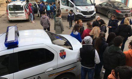 Săptămâna Altfel, la sediul Poliției Locale Deva