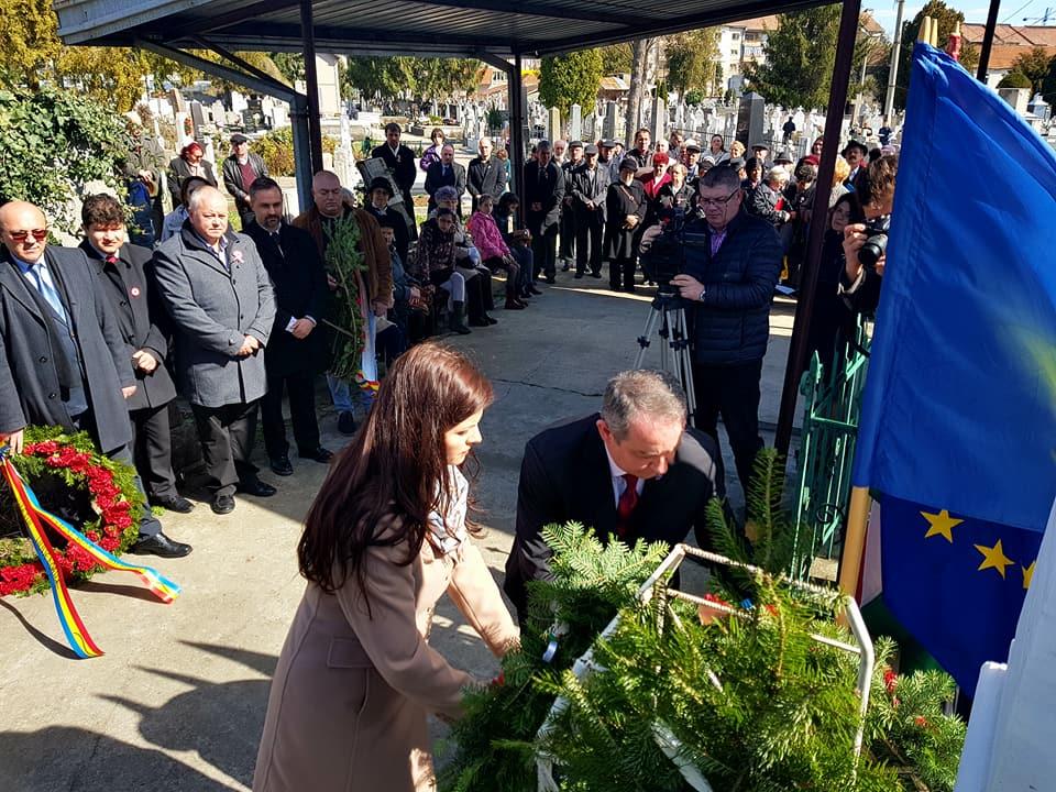 Ziua Maghiarilor de Pretutindeni, marcată la Deva