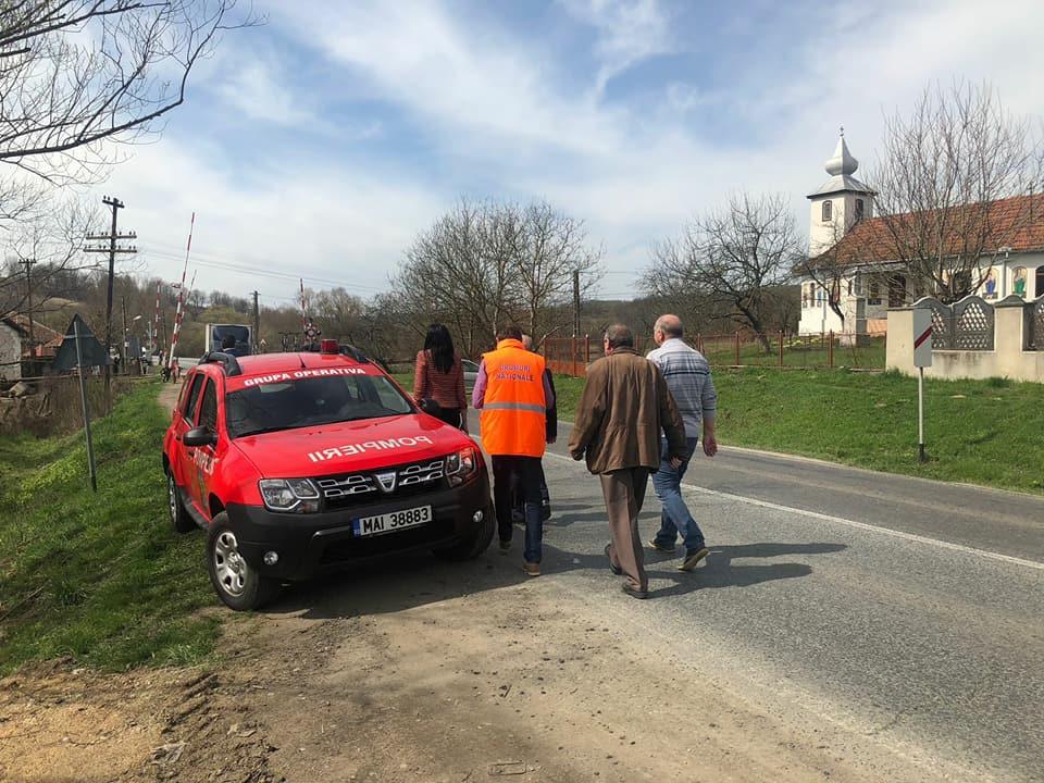 DN 68A, în atenția prefecților de Hunedoara și Timiș