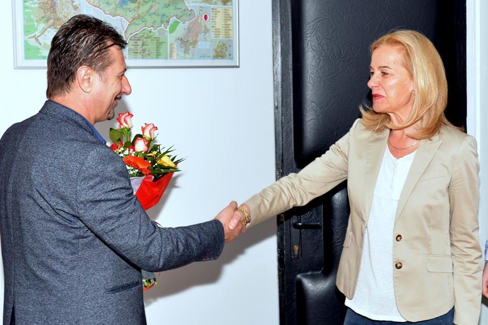 Ambasadorul Regatului Țărilor de Jos a vizitat Hunedoara
