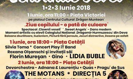 Serbările Devei 2018 vor avea loc în perioada 1-3 iunie
