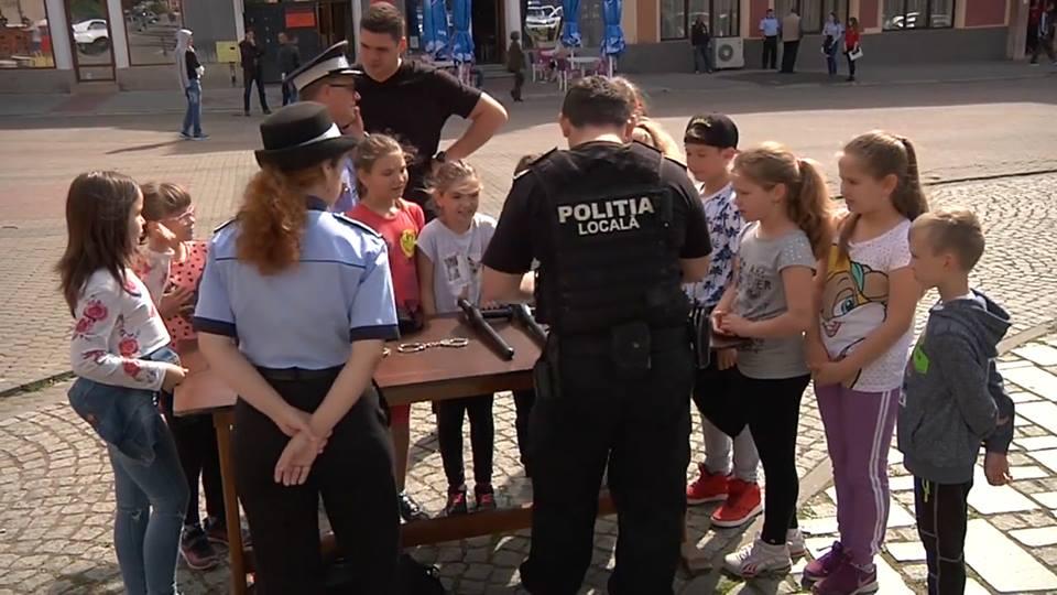 Ziua Porților Deschise la Poliția Locală Deva