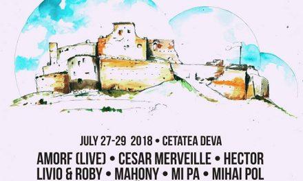 Vineri seara începe Citadela Festival la Cetatea Deva