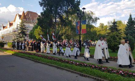 Cetatea Devei, promovată la Festivalul MedievArtFest de la Sebeș