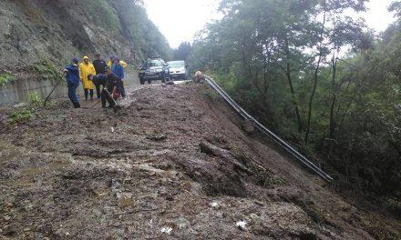 Drumul spre Sarmizegetusa Regia, blocat de alunecările de teren