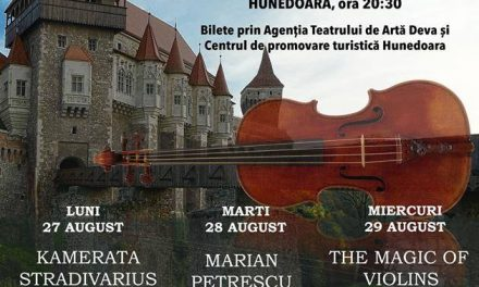Stradivarius Music Nights by the Castle, la Castelul Corvinilor