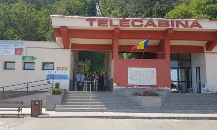 Penele de curent nu vor mai bloca Telecabina care transportă turiștii în Cetatea Deva