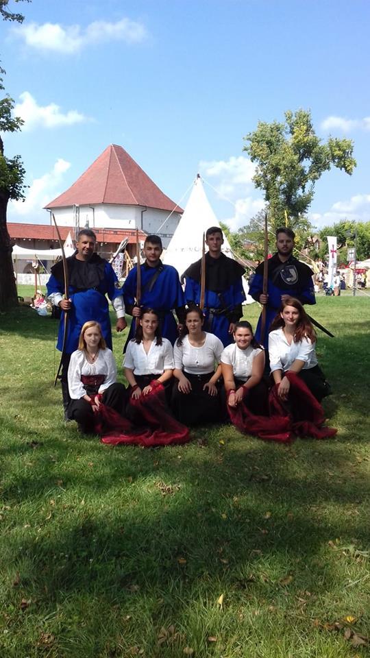 Municipiul Deva și Cetatea Deva, promovate la MedievArtFest Târgu Mureș