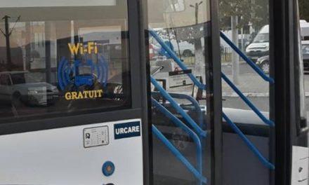 Internet gratuit pe mijloacele de transport în comun din Deva