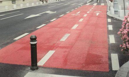 Trecerile de pietoni din Deva vor fi semnalizate cu marcaje rutiere antiderapante pentru siguranța pietonilor