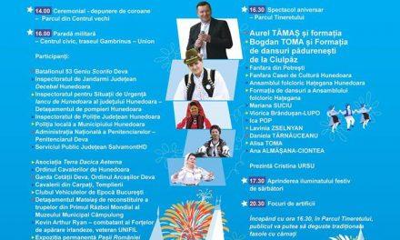1 Decembrie la Hunedoara