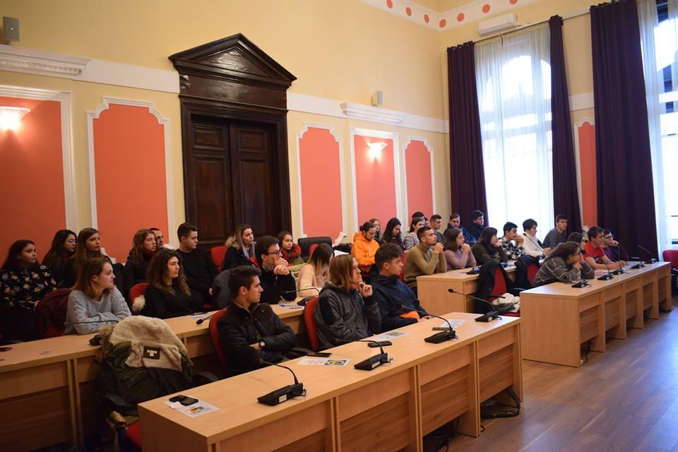 Consiliul Județean al Elevilor Hunedoara își consolidează echipa