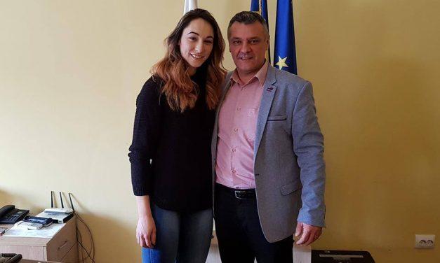 Atleta Florentina Marincu Iuşco, premiată de Primăria Deva