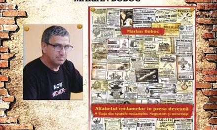 Lansare de carte Marian Boboc, la Deva