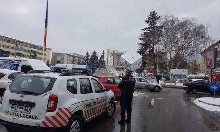 Peste 900 de sancțiuni aplicate de Poliția Locală în ultimul trimestru din 2018