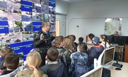 """Poliția Locală Deva, gazdă pentru elevi în cadrul săptămânii ,,Școala Altfel"""""""