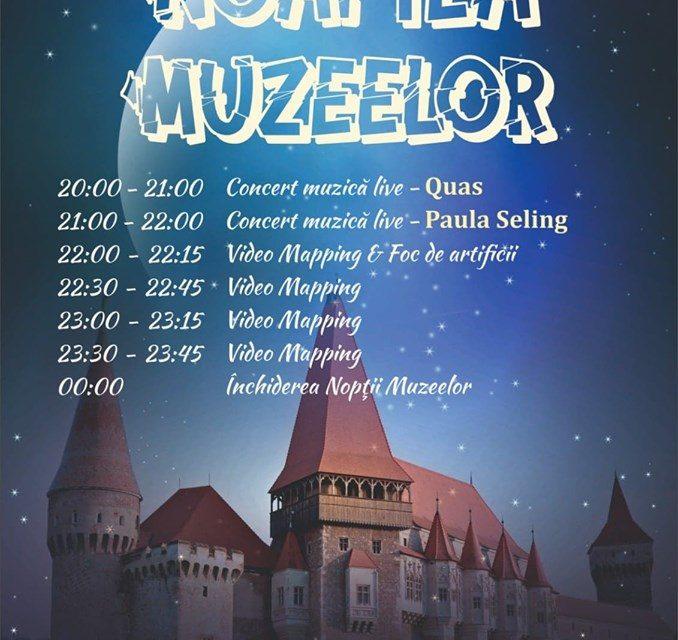 """Hunedoara va găzdui """"Festivalul Luminii"""" și """"Noaptea Muzeelor"""""""
