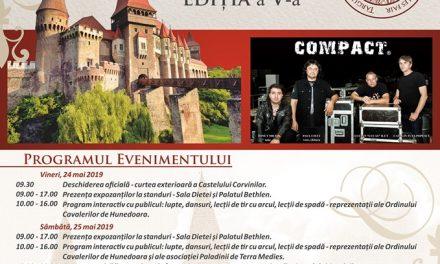 A cincea ediție a Târgului European al Castelelor
