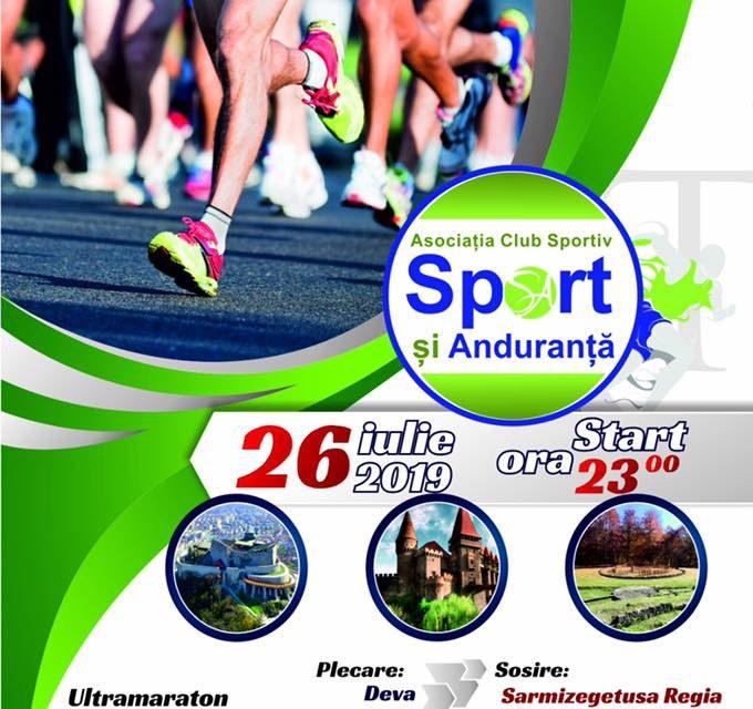Vineri, 26 iulie, va debuta la Deva Ultramaratonul Ultransilvania