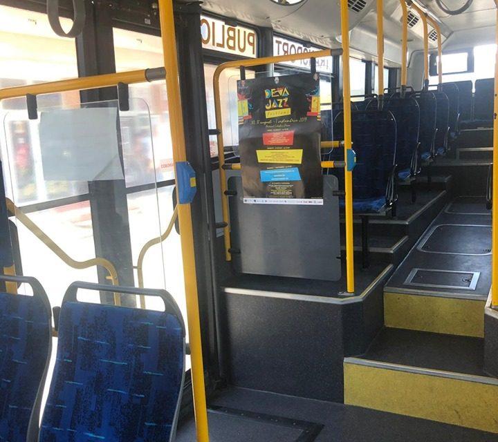 Autobuzul cu Jazz va circula în Deva