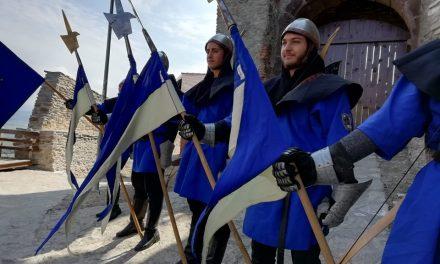 Spectacolul Gărzii care aduce viață între zidurile Cetății Deva – sâmbătă, ora 11