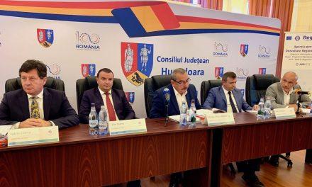 Președintele CJ Hunedoara – un an la conducerea CDR Vest