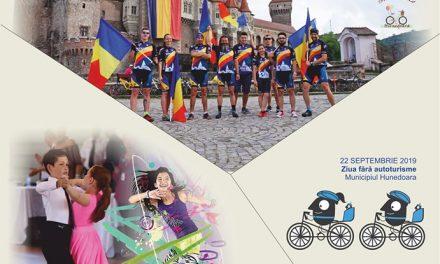 Săptămâna Europeană a Mobilității va fi marcată în Hunedoara, în perioada 16-22 septembrie
