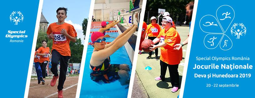 Cel mai mare eveniment sportiv din România, dedicat persoanelor cu dizabilități intelectuale începe mâine, 20 septembrie, la Deva