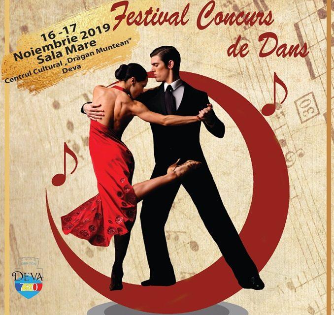 """Încep înscrierile pentru Festivalul de Dans ,,Face of Dance"""" – Deva, 2019"""