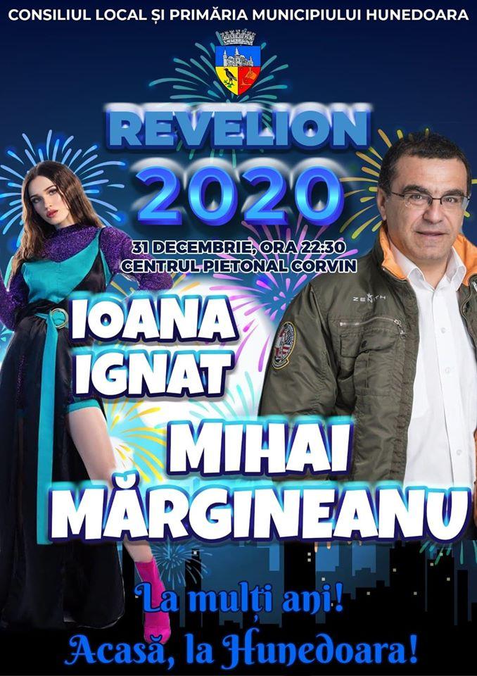 Revelion în Hunedoara