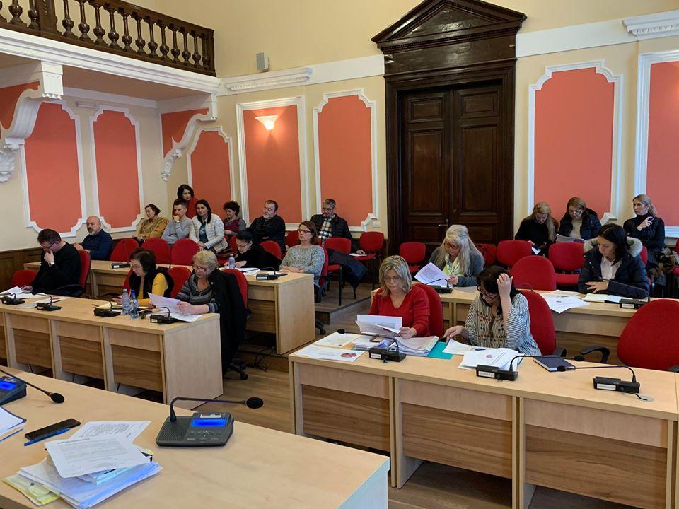 A avut loc consultarea publică pe proiectul bugetului Devei pe anul 2020